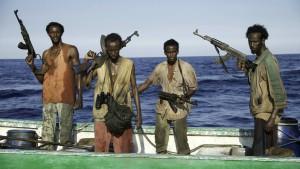 Piraten vor Westafrika werden aktiver