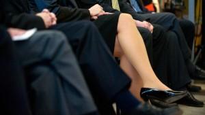Frauenanteil in Dax-Vorständen gesunken