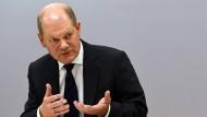 Hat sich in der CDU nicht viele neue Freunde gemacht: Olaf Scholz