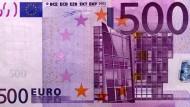 Fünfhundert-Euro-Banknote