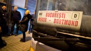 Arbeitsagentur: Mehr Bulgaren und Rumänen beziehen Hartz IV