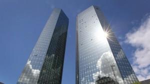 Deutsche Bank will rund 10.000 Stellen streichen