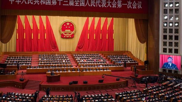 Handelsregeln gegen China