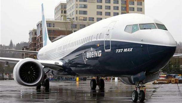 Boeing stoppt Testflüge mit 737 Max