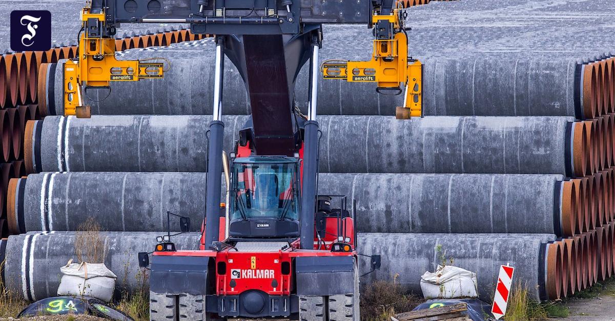 Bundestags-Gutachten: Nord-Stream-Sanktionen nicht klar rechtswidrig