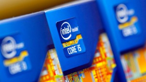 Intels Umsatz wächst langsamer