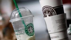 Starbucks schließt 500 weitere Filialen