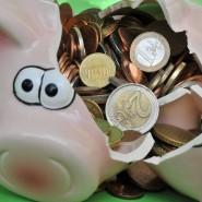 Wie ist denn das mit dem Sparschwein und den Zinsen?