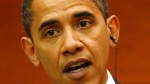 Obama sieht Licht am Ende des Tunnels