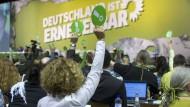 Die Grünen wollen weg vom erhobenen Zeigefinger