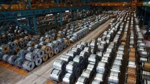 Das verflixte Problem mit dem Stahl