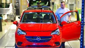 Opel streicht in Kaiserslautern und Eisenach 500 Stellen