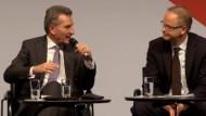 Wie weiter mit TTIP, fragt F.A.Z.-Redakteur Carsten Knop
