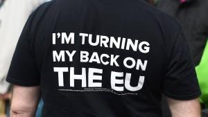 Brexit-Befürworter legen in Umfragen zu