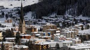Für 12.000 Euro nach Davos