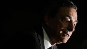 Draghis deutsches Dilemma