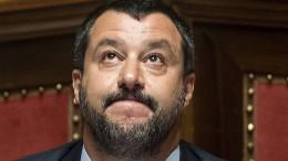 Warum Matteo Salvini kein Nutella mehr essen will