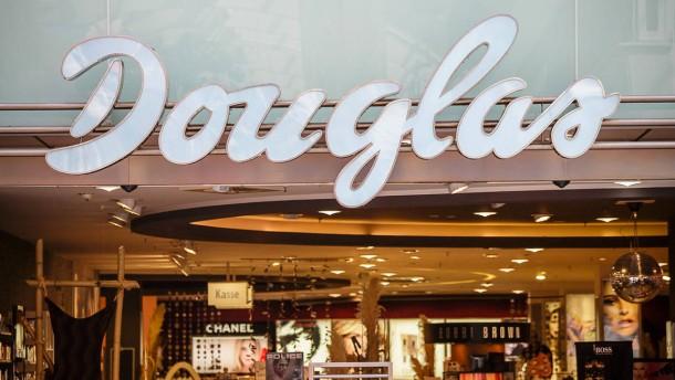 Investoren leiten Verkauf von Douglas ein