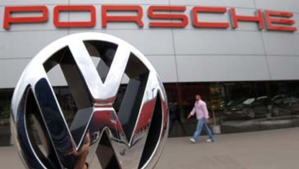 Verdacht auf Insiderhandel beim VW-Einstieg von Porsche