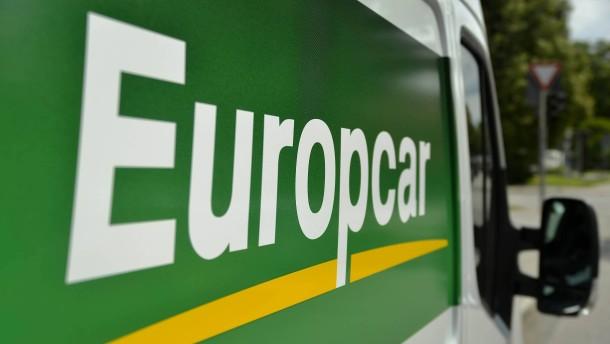 VW will Europcar zurückhaben
