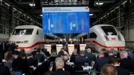 Die Deutsche Bahn verdient wieder Geld