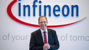 Infineon peilt größte Übernahme seiner Geschichte an