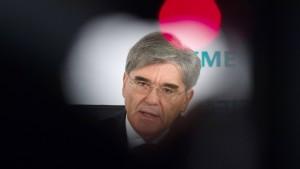 Der Siemens-Chef verkauft 30.000 Siemens-Aktien