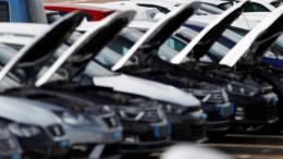 Ministerium will Dieselherstellern Druck machen