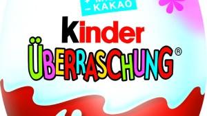 Kinderschutz mit Ferrero