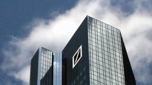 Deutsche Bank abermals mit Milliardengewinn