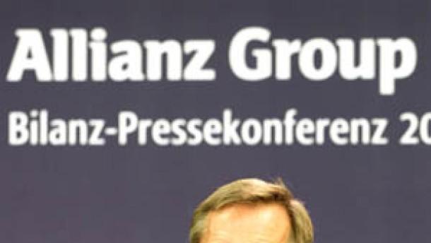 Allianz braucht 5 Milliarden Euro neues Kapital