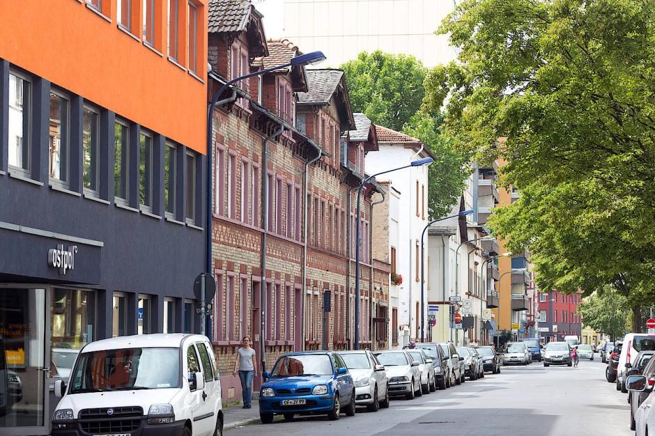 bilderstrecke zu wohnen in offenbach pl tzlich kommen die frankfurter bild 5 von 7 faz. Black Bedroom Furniture Sets. Home Design Ideas