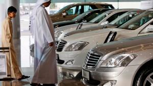 Großaktionär Aabar zieht sich bei Daimler weiter zurück
