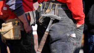 Bau-Gewerkschaft verlangt 7 Prozent mehr