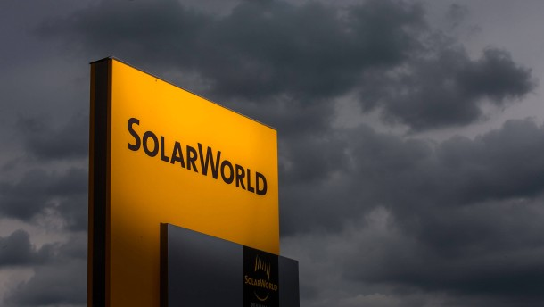 Solarworld ist (schon wieder) pleite