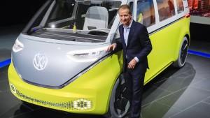 VW-Betriebsrat droht mit Ende des Zukunftspakts