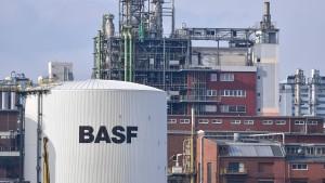 BASF will Verkauf von Eierskandal-Mittel beenden
