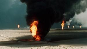 Brennende Ölquellen belasten Ölpreis derzeit nicht