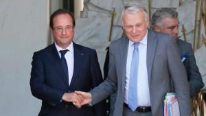 Frankreich soll schneller reformieren - und langsamer sparen