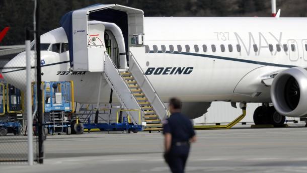 FBI ermittelt wegen Zulassung von Boeing 737 Max 8