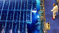 Noch unklar: Wo wird der Abfall, der in den Kernkraftwerken entsteht, künftig gelagert werden?