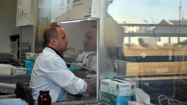 Evotec entwickelt Antikörper gegen Corona
