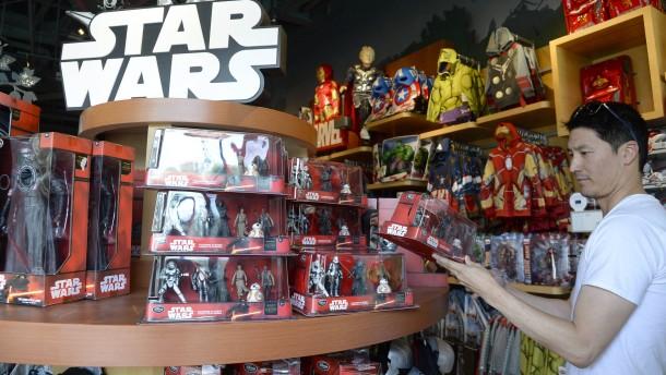 """""""Star Wars""""-Figuren füllen Spielzeughersteller die Kasse"""