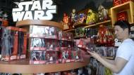 Star Wars-Figuren füllen Spielzeughersteller die Kasse