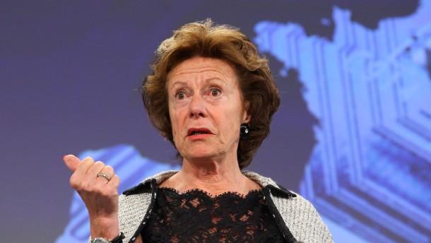 EU will Netzneutralität gesetzlich verankern