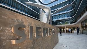 So viele Aufträge wie noch nie für Siemens