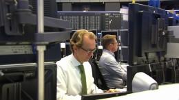 Börsen in Europa treten auf der Stelle