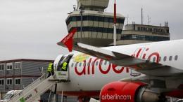 Arbeitsagentur erwartet 4000 Air-Berlin-Arbeitslose