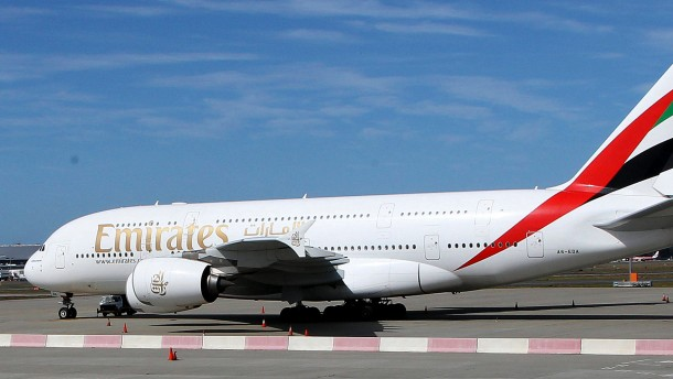 Australia Emirates Emergency Landing