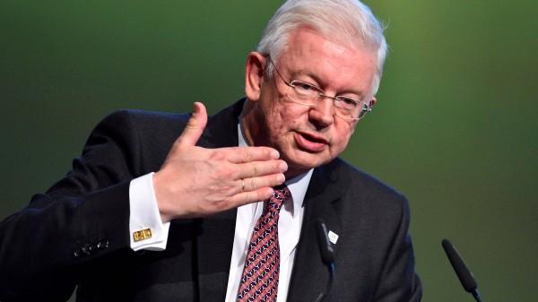 Roland koch news der faz zum politiker for Koch politiker